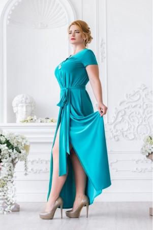 Juliana Vestido. Платье Саламандра голубой. Артикул: 2945