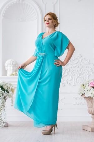 Juliana Vestido. Вечернее платье Влада тиффани. Артикул: 2945