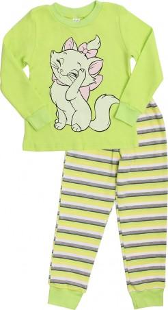 Valeri-Tex. Пижама для девочки. Артикул: 1786-55-090-014-1
