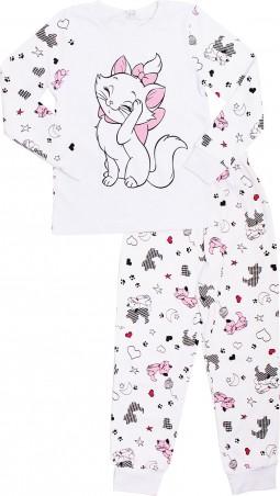 Valeri-Tex. Пижама для девочки. Артикул: 1786-55-090-027-1
