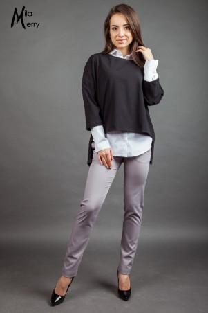 Mila Merry. Блуза+блейзер. Артикул: 590