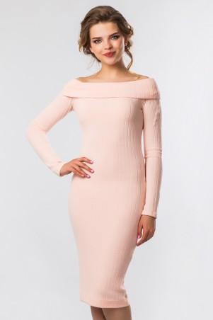 Garda. Платье-Хомут Розового Цвета. Артикул: 300148