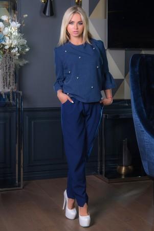 First Land Fashion. Блуза Бусинка. Артикул: БББ 0325