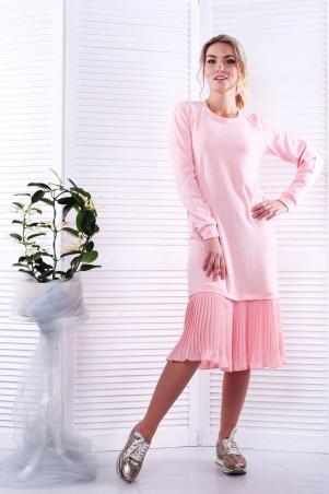 Alpama. Платье розовое. Артикул: SO-13229-PNK