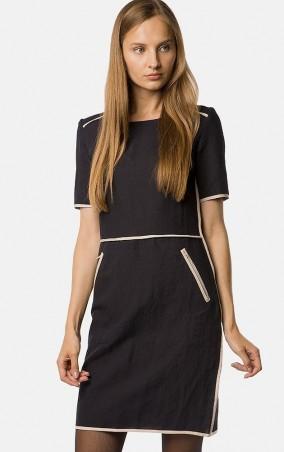 MR520 Women: Платье MR 229 2431 0817 Black - главное фото