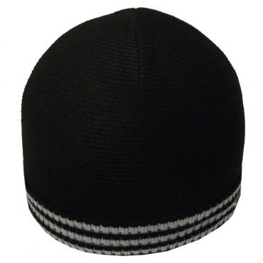Cherya Group: Шапка 12051 черный-свсерый - главное фото