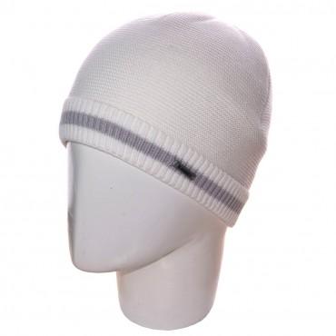 Cherya Group: Шапка 12050 белый-свсерый - главное фото