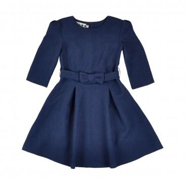 Timbo: Платье Jasmine рукав 3/4 пояс ткань P030609 - главное фото