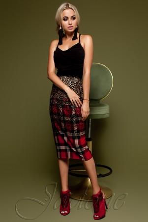 Jadone Fashion: Юбка Шолли М3 - главное фото