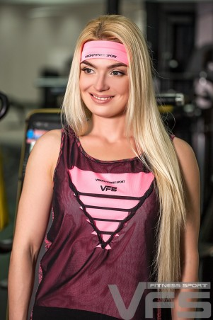 Vision Fitness Sport. Свободная майка для спорта «Blade PRO». Артикул: 17917 M