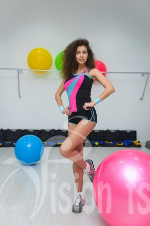 Vision Fitness Sport. Шорты «M&G». Артикул: 16910