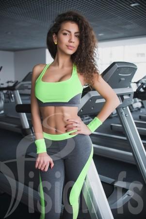 Vision Fitness Sport: Топ для фитнесса «Индиго» 16902 - главное фото