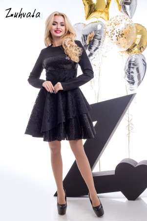 Zuhvala: Платье Байла - главное фото