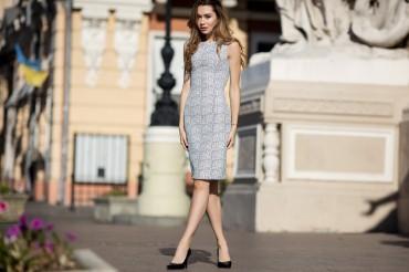 Le Bourdon. Платье. Артикул: Платье (047FM/ПЖ-226)