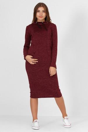 Garne: Платье c капюшоном HOOD 3031173 - главное фото