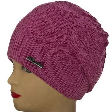 Cherya Group: Шапка SH15012 розовый - главное фото