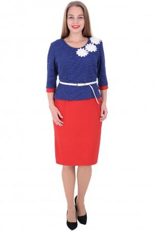 Alenka Plus: Платье 14840-8 - главное фото
