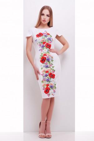 Glem: Платье Цветы  Питрэса-Ф к/р - главное фото