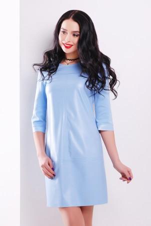 MarSe. Платье. Артикул: 1707 голубой