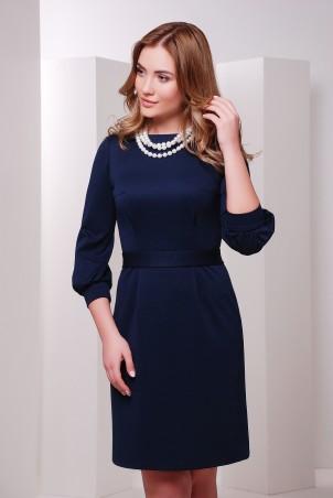 MarSe. Платье. Артикул: 1701 темно-синий