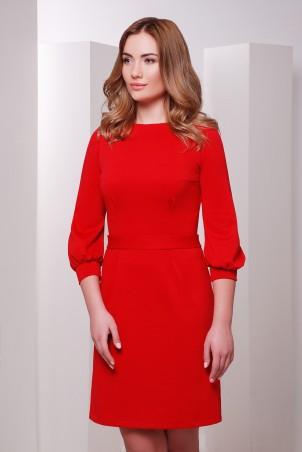 MarSe. Платье. Артикул: 1701 красный