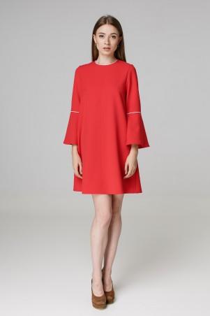 Kaiza. Платье 7970 - АШАН красный. Артикул: 797017RD413DR