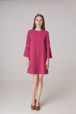 Kaiza. Платье 7970 - АШАН пурпурный. Артикул: 797017PP413DR