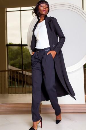 Jadone Fashion. Трикотажное пальто. Артикул: Лучини М2
