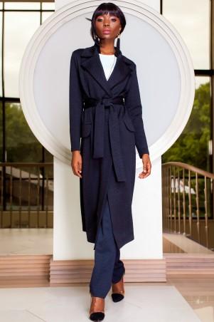 Jadone Fashion. Трикотажное пальто. Артикул: Лучини М1