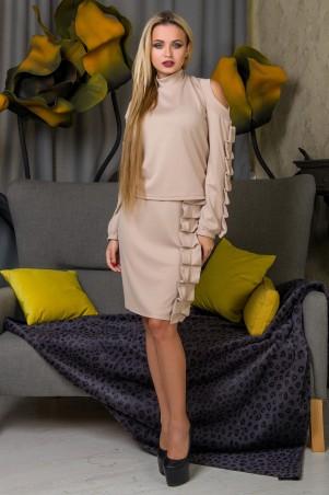 First Land Fashion. Костюм (юбка, кофта). Артикул: Ширли