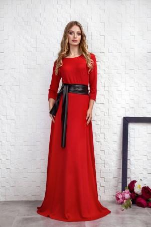 Sauliza. Платье красное. Артикул: 727-4