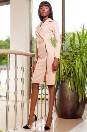 Jadone Fashion. Платье-кардиган. Артикул: Хьюстон М2