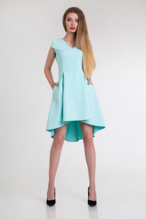Cocoon. Платье. Артикул: Loft - mint