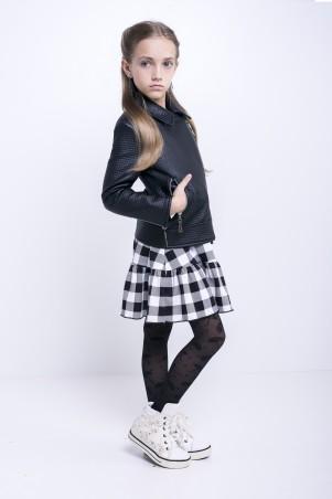 Sofia Shelest. Куртка Ирма темно-синий подросток. Артикул: 426