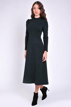 S.OVA: Платье женское делового стиля офисное S11672 - главное фото