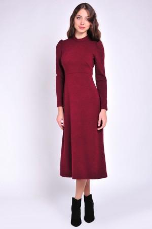 S.OVA: Платье женское делового стиля офисное S11671 - главное фото