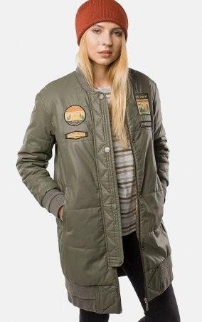 MR520 Women. Куртка. Артикул: MR 202 2405 0817 Green