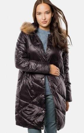 MR520 Women. Куртка. Артикул: MR 202 2496 0817 Black