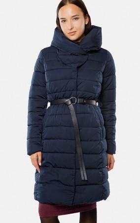 MR520 Women. Пальто. Артикул: MR 202 2414 0817 Dark Blue