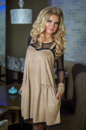Bisou: Платье-сарафан 7718 - главное фото