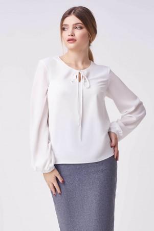 Marterina. Блуза капля белая. Артикул: K08BL08SF01