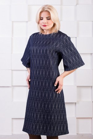 Tamara Style. Платья. Артикул: Платье жаккард