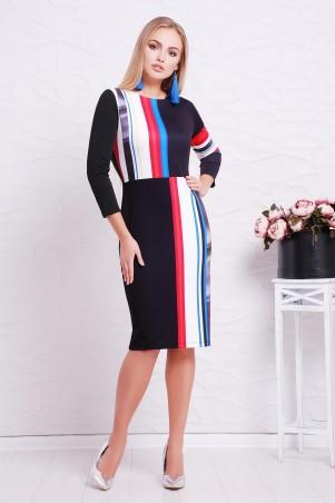 Glem: Платье Полоска  Лия-3Ф д/р - главное фото