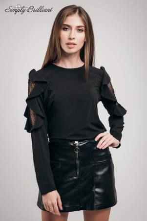 Simply brilliant: Шорты-юбка Риана - главное фото