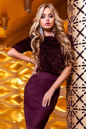 Jadone Fashion. Блуза. Артикул: Сакси М2