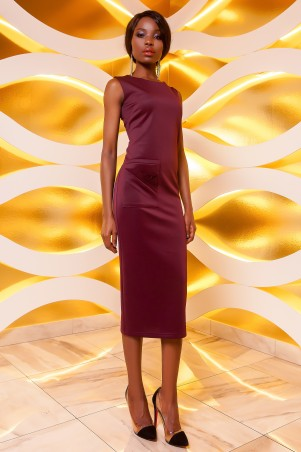 Jadone Fashion. Платье. Артикул: Розетти М4