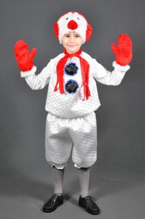 Leader Class Plus: Карнавальный костюм Снеговик - главное фото