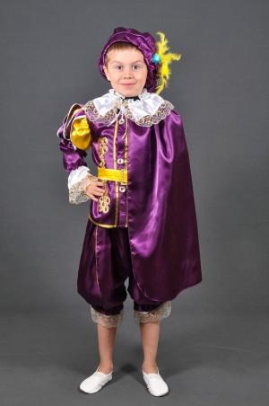 Leader Class Plus: Карнавальный костюм Принц - главное фото