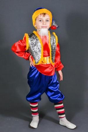 Leader Class Plus: Карнавальный костюм Гном - главное фото