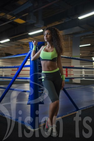 Vision Fitness Sport. Капри для фитнеса Vitto. Артикул: 16905 Z
